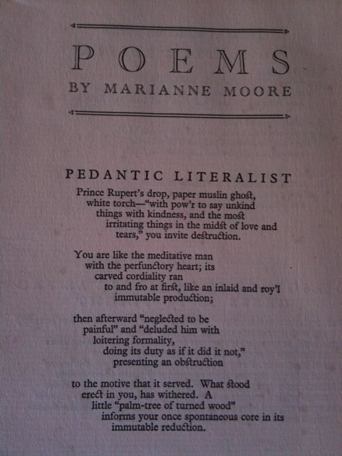 an overview of the fish poem by marianne moore Marianne moore's overview current director of catering and conference services  poem the fish by marianne moore marianne moore | linkedin.